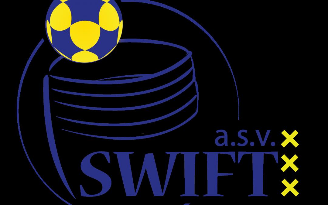 Martin van Eijk nieuwe trainer/coach Swift 1 2017/2108
