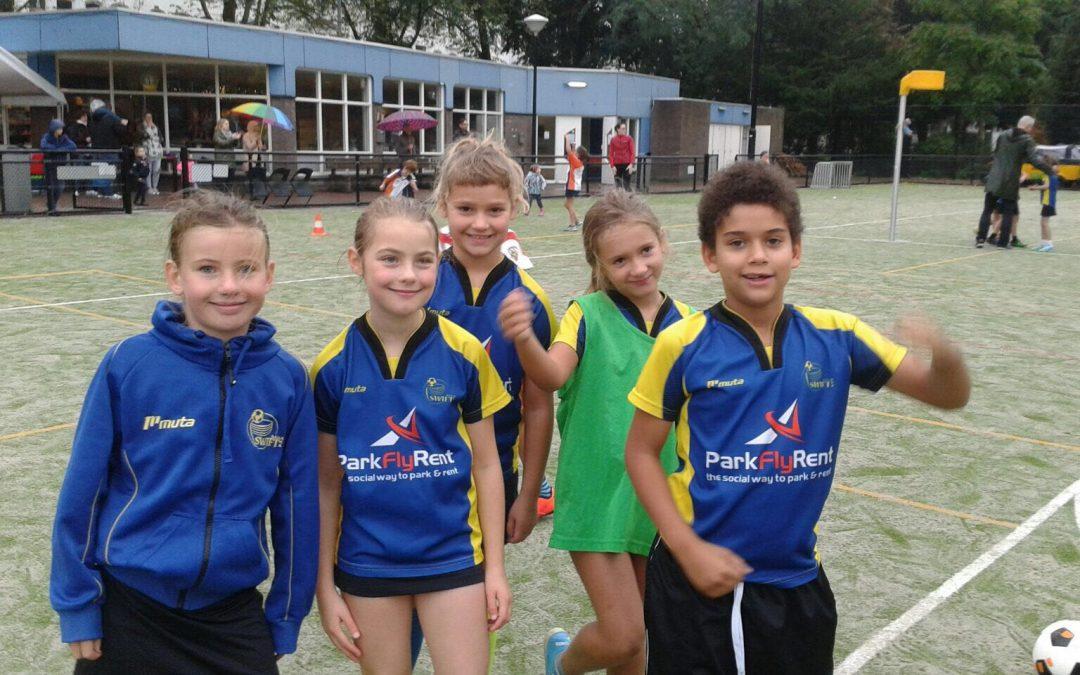 Kom ook naar de Korfbalexperience voor D en E jeugd!