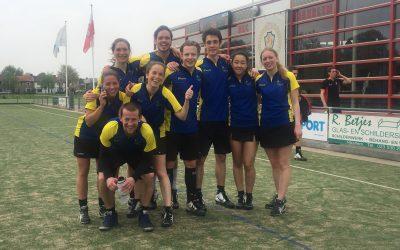 Kampioenen van Swift 4 tegen Haarlem 3