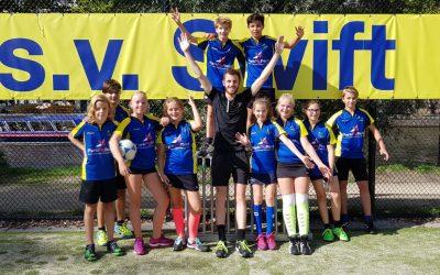 Teamindeling Swiftjeugd 2021-2022