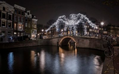 Help jij mee tijdens het Amsterdam light festival '18-'19?