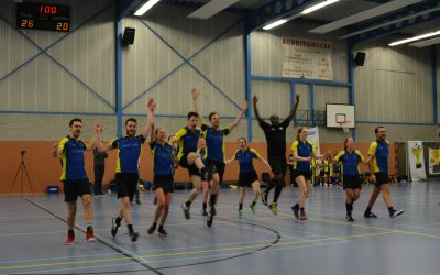 Rust Roest  1  –  Swift  1          13 – 12