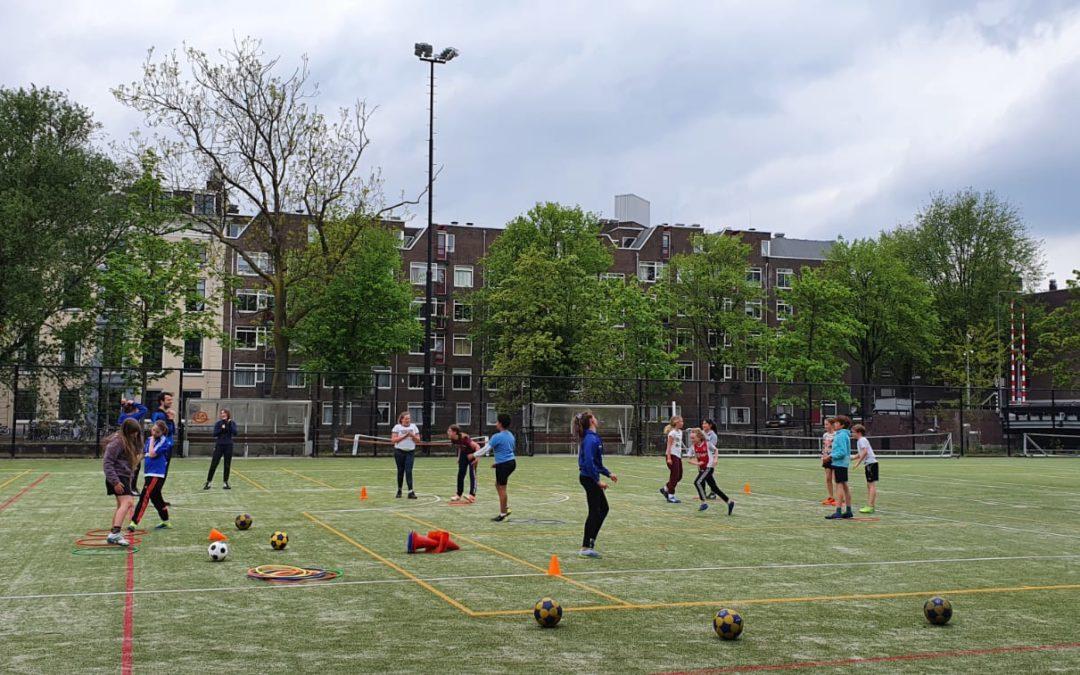 Trainingsdagen en -tijden jeugd & senioren