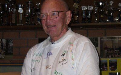 Georg Visser overleden